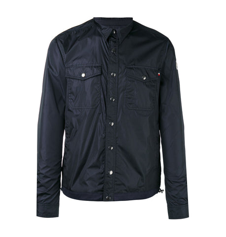 Moncler Navy Trionphe Jacket