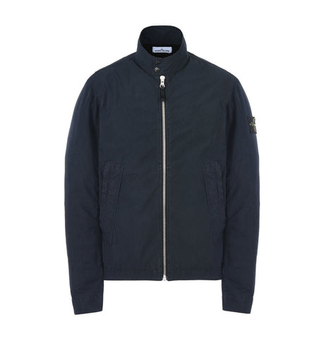 Stone Island Lightweight Tela Dark Blue Jacket