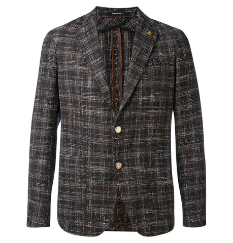 Tagliatore Virgin Wool Blend Blazer