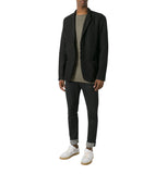 Transit Dark Grey Casual Blazer