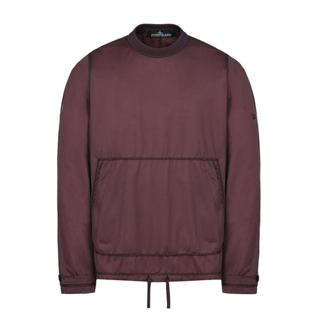 Shadow Project Burgundy Performance Crewneck