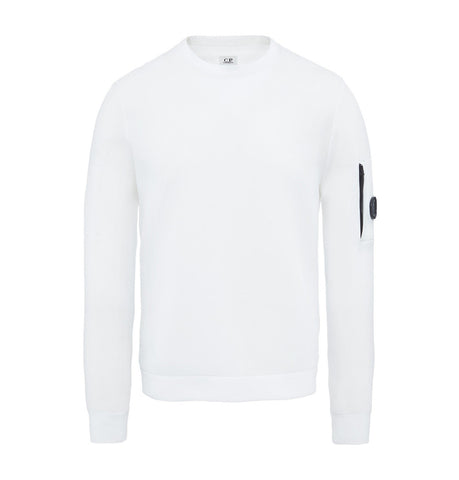 C.P. Company Tubular Fleece Lens Crew Neck