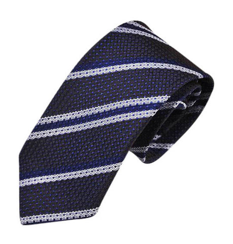Seaward & Stearn English Textured Silk Tie