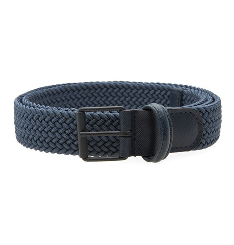 Anderson's Blue Woven Belt