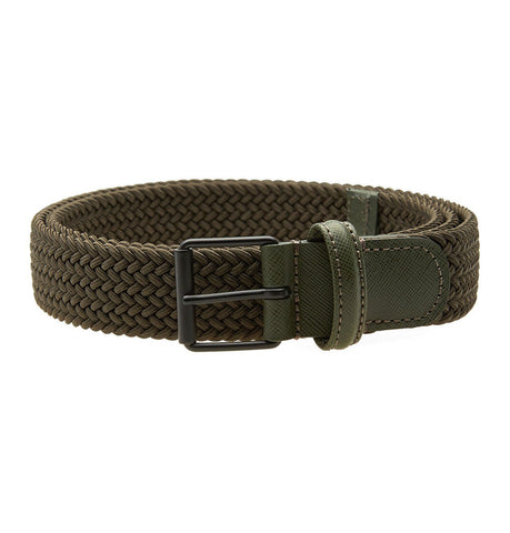 Anderson's Woven Army Green Belt