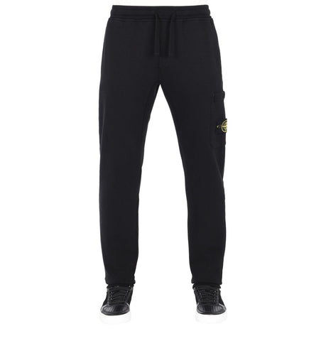 Stone Island Black Fleece Pants