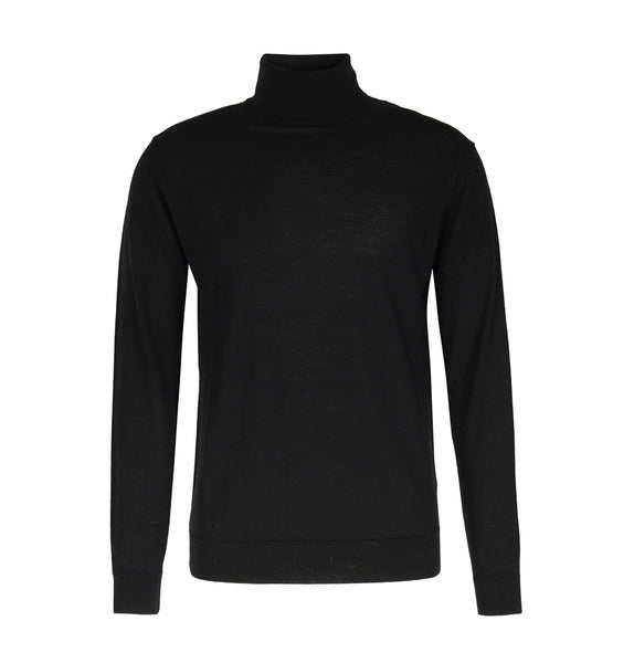 Daniele Fiesoli Black Turtleneck