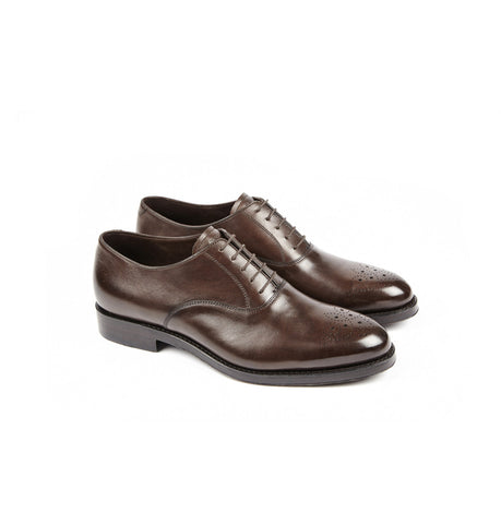 Heschung Acer Moro Indios Leather Dress Shoes
