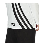 Y-3 Three Stripes Tee