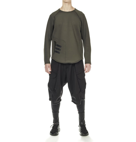 Y-3 FUTURE SPORT SWEATER