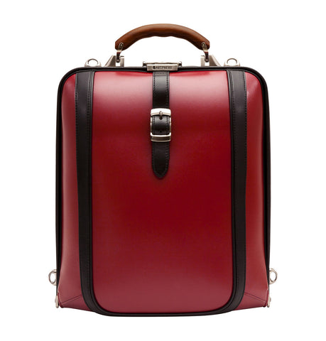 Artphere New Dulles Touch Red Bag