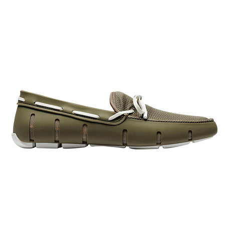 SWIMS Khaki Lace Loafer