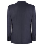 Hardy Amies Navy Wool Jacket