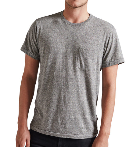 Current Elliott Standard Grey Heather T-Shirt