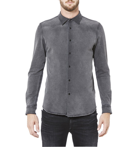 Denham Washed Black Pack Shirt