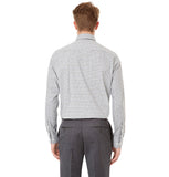 Hardy Amies Grey Formal Shirt