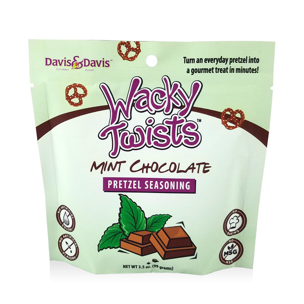 Mint Chocolate Wacky Twist Seasoning - 3oz