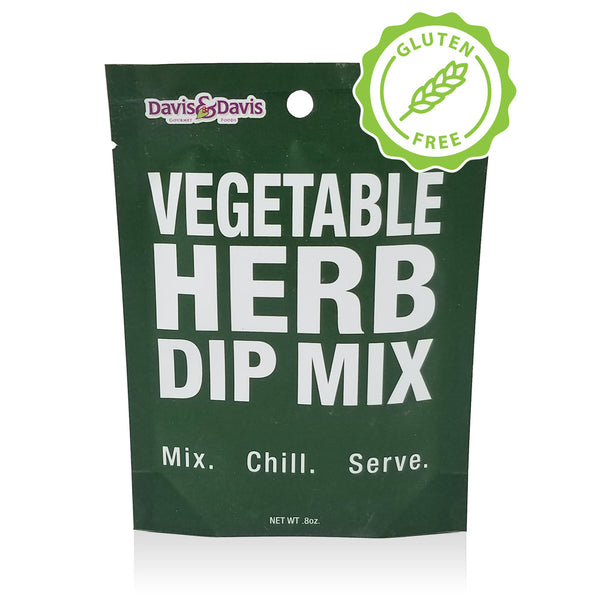 Vegetable Herb Dip Mix