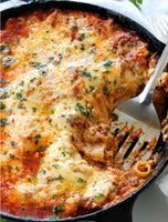Weeknight Lasagna Skillet - Sensational Skillet