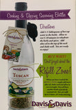 Tuscan Cooking & Dipping Oil Infusion Kit