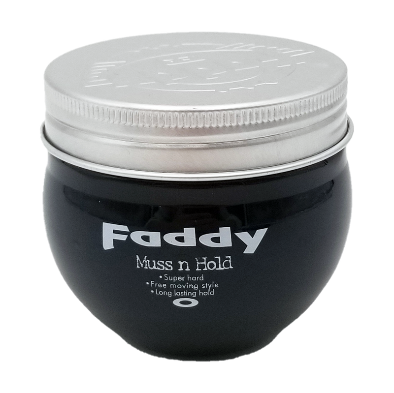 IDA Faddy Muss n Hold 激硬髮泥 150 ml