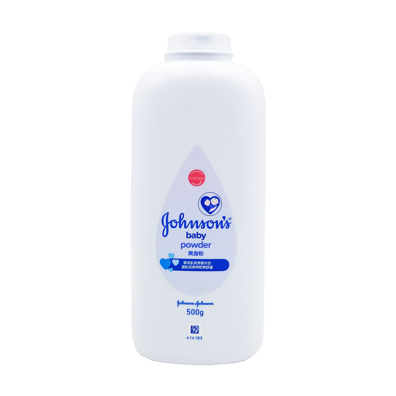 Johnson's baby powder 爽身粉 500 g