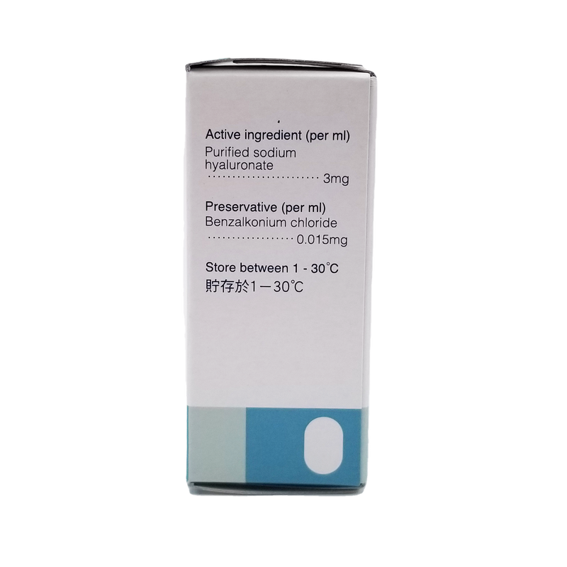 Santen Hialid® 0.3 ophthalmic solution 5 ml