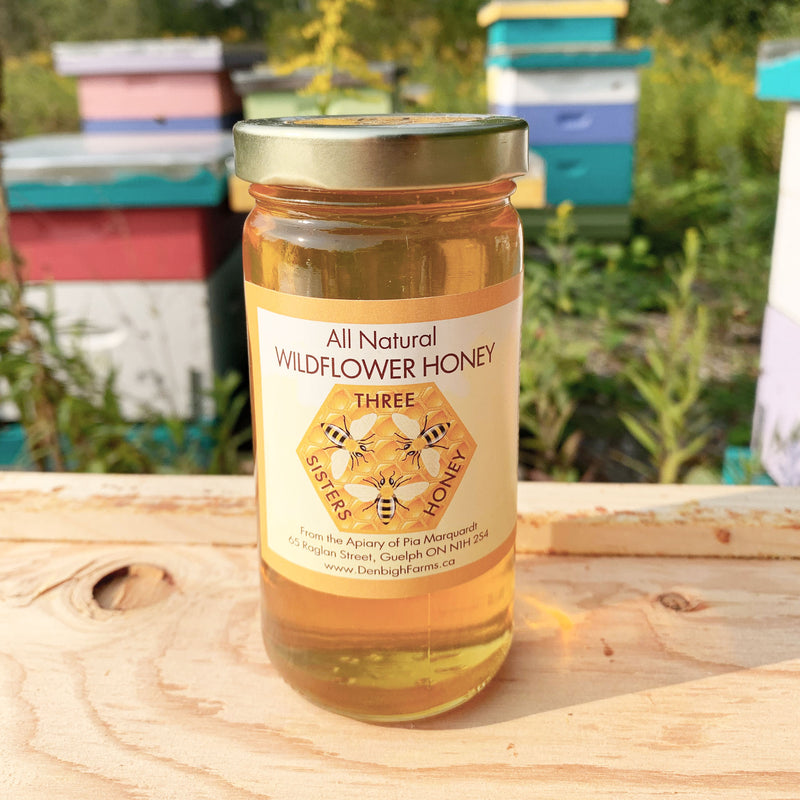 three sisters honey 250g