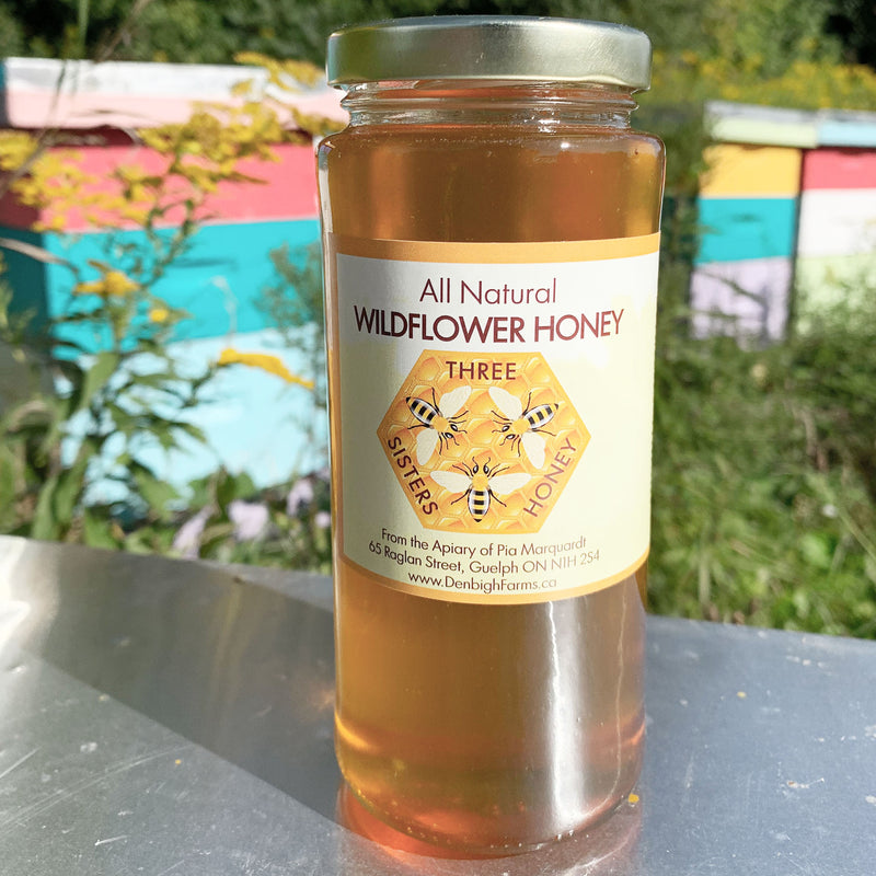 three sisters honey 500g