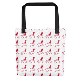 "Silent Stage Gallery White ""Give Me Your Hand"" Tote Bag Limited Edition"