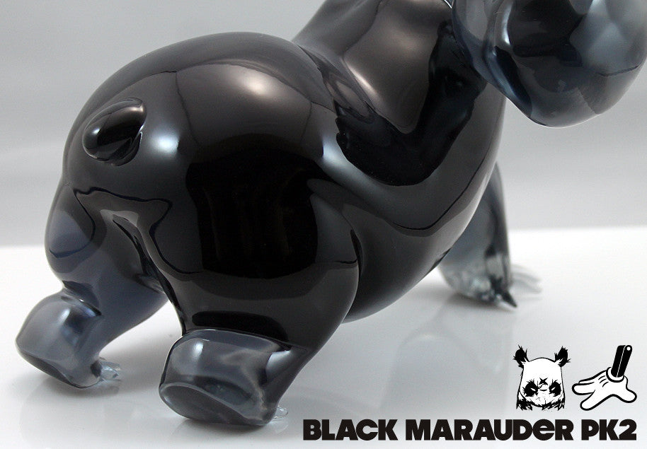 "Aaron ""Angry Woebots"" Martin - Black Marauder PK2 - Silent Stage Gallery"