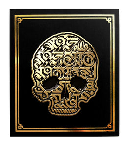 "Cryptik ""Memento Mori"" Limited Edition Pin"