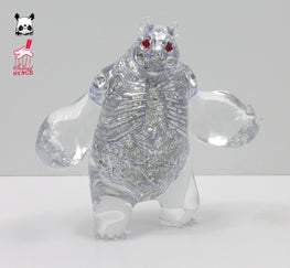 "Panda King 3 ""Bag of Bones"" T2 Colorway"
