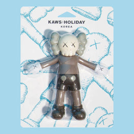Kaws Holiday Korea Brown Bath Toy