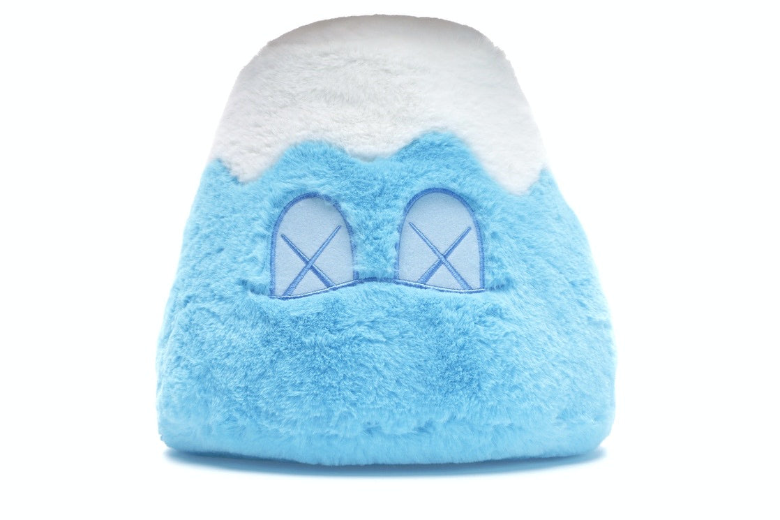 Kaws Holiday Mount Fuji Blue Plush