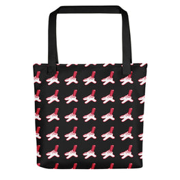 "Silent Stage Gallery Black ""Give Me Your Hand"" Tote Bag Limited Edition"
