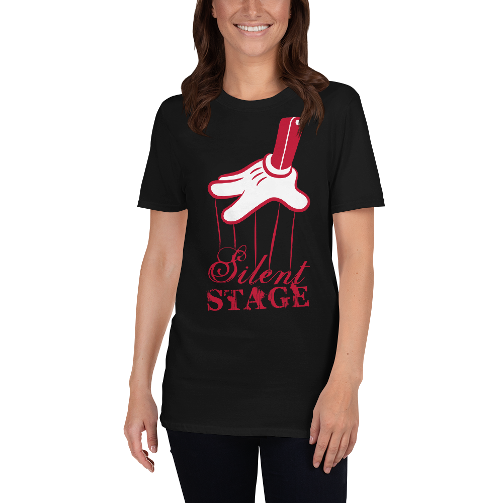 Silent Stage Gallery Black Limited Edition T-Shirt