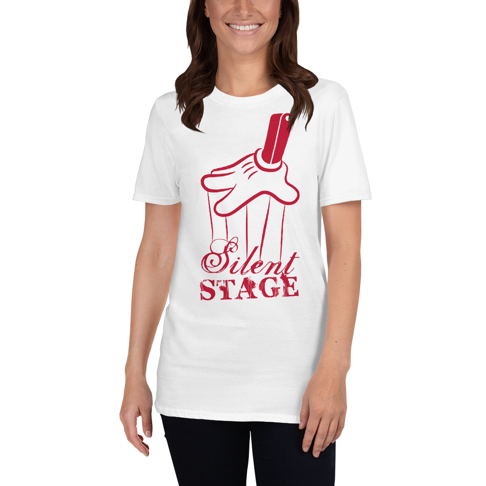 Silent Stage Gallery White Limited Edition T-Shirt