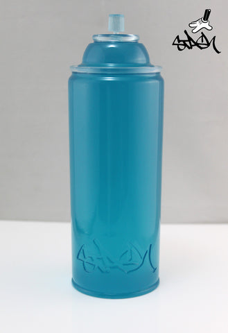 "Stash - ""Resin Can"" Radiant Blue Edition"