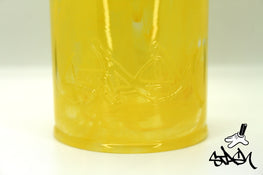 "Stash - ""Mellow Yellow"" Resin Spray Can Sculpture"