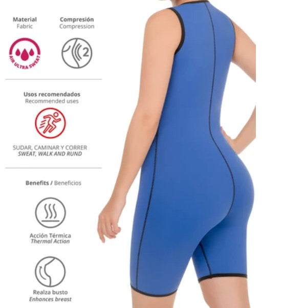 High Performance Thermal Body Suit - 8016