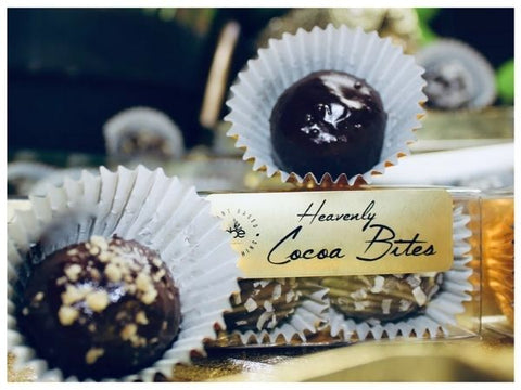 Heavenly Cocoa Bites