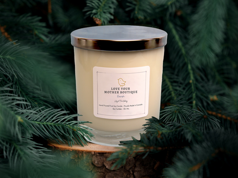 Love Your Mother Boutique Candles
