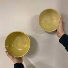 Load image into Gallery viewer, Medium Bowl - Yellow