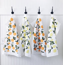 Charger l'image dans la galerie, Tea Towel - Citrus Lemon