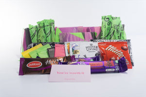 I'm Worth It Period Care Package - Tickle me Pink NZ
