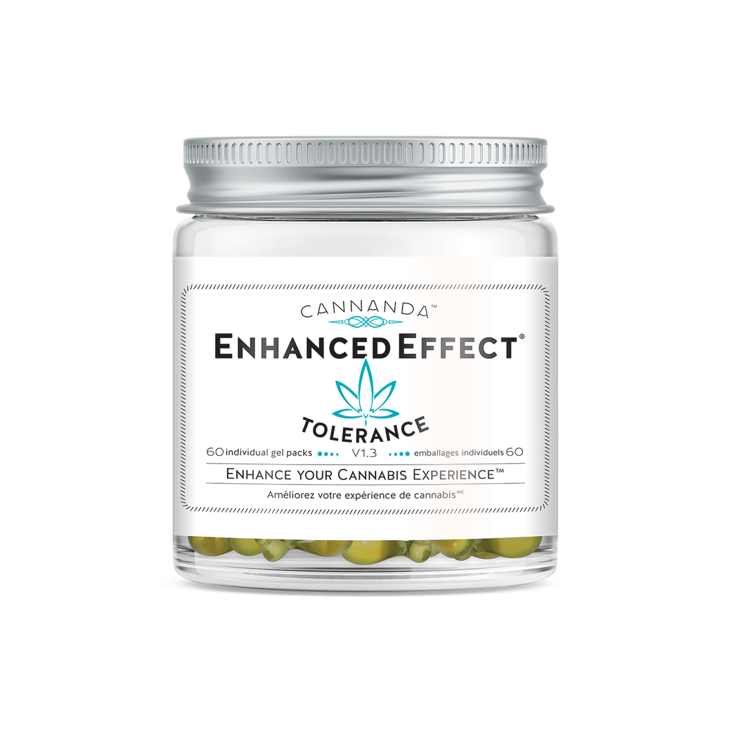 Enhanced Effect Tolerance Blend (60 gel caps)