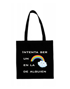 INTENTA SER UN ARCOIRIS...
