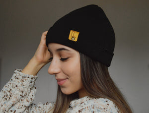Open image in slideshow, Organic Beanie