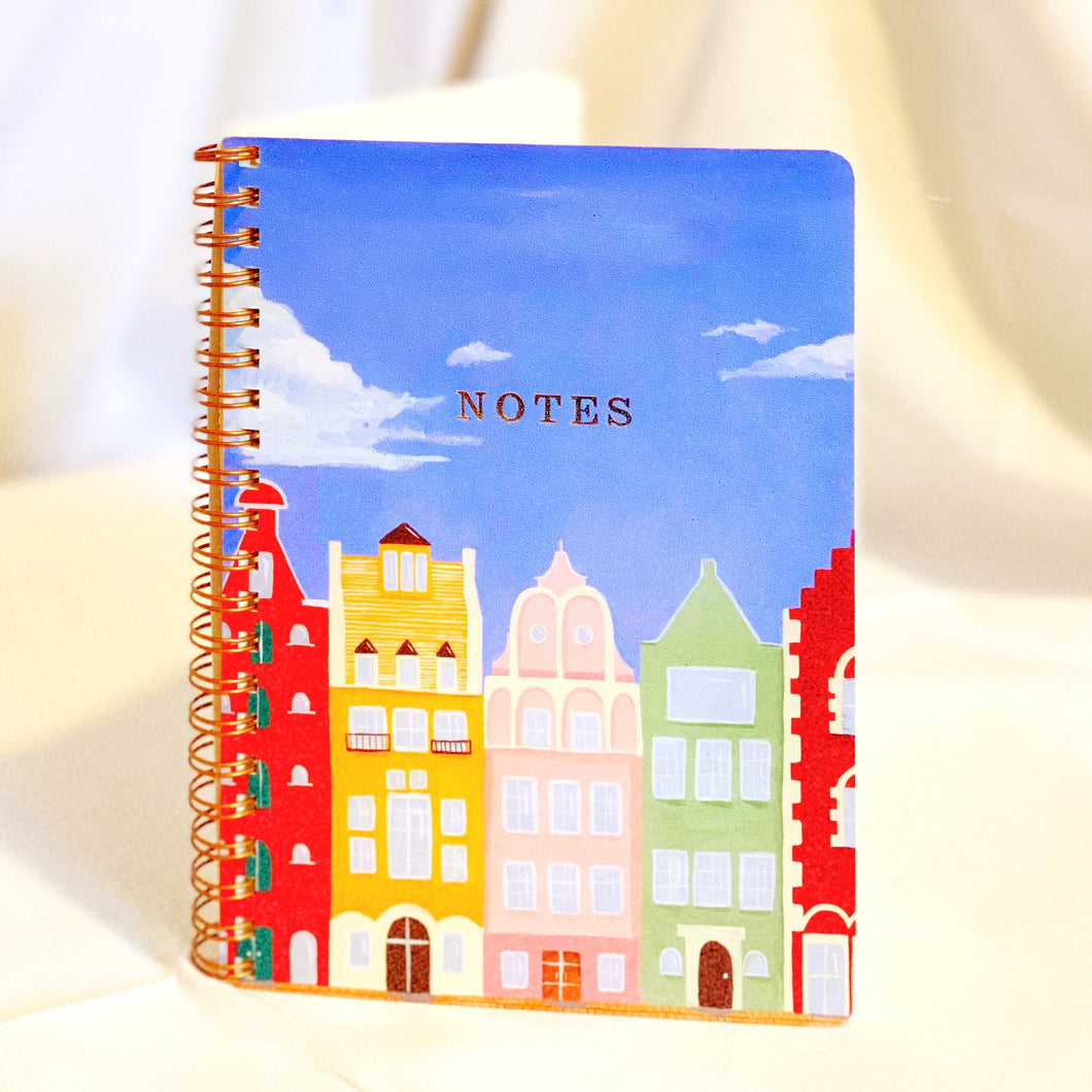 Little Row House Notebook